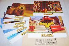 POLLUX le manege enchante   ! jeu 8 photos cinema lobby cards animation