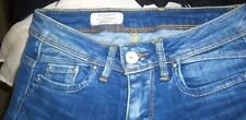 "PEPE Regular Fit Regular Waist Jeans - Waist 26"" Length 32"" - Brand New"