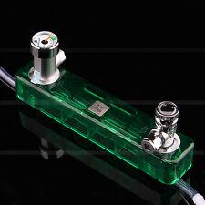 Hot DIY CO2 Generator D501 Kit Planted Aquarium Valve Pressure Gauge Diffuser