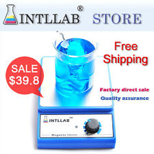 Magnetic Stirrer Laboratory mixer with 3000rpm AC100-240_USA PLUG