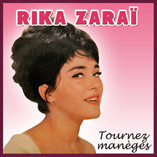 CD Rika Zaraï : Tournez Manèges