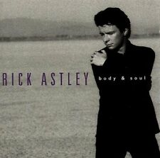 Rick Astley Body & soul (1993) [CD]