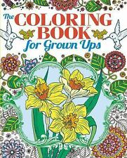 Chartwell Adult Coloring Books.: Coloring Book for Grown-Ups - Designs & Scenes