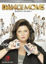 Dance Moms Complete Second Season 2 Vol Two DVD Set Series TV Show Abby Lee Box