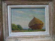Wonderful FRENCH Impressionist painting Estate Sale,s. C.P. PISSARRO!? OLD ART!