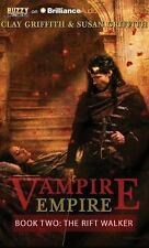 Vampire Empire: The Rift Walker 2 by Clay and Susan Griffith (2014, CD,...