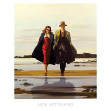 "Jack Vettriano ""The Road to Nowhere"" Quality Print"