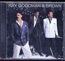 RAY, GOODMAN & THE BROWN TAKE IT TO THE LIMIT 1986 CD original EMI Manhattan