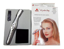 Bi-Feather Eye Brow Trimmer Hair Remover Women King Safe and Easy Removal