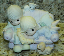 Precious Moments TOGETHER IS THE BEST PLACE TO BE 4003175  Large Figurine