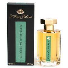 L'Artisan Parfumeur Coeur De Vetiver Sacre EDT 100ml Spray New