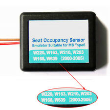 Seat Occupation Sensor Emulator for Mercedes-Benz W220 W210 W203 W168 W163