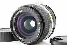 [Mint] Nikon Nikkor Ai-s Ais 28mm f/2.8 Wide Angle MF Lens from Japan ac28486