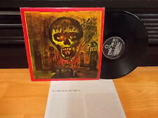 SLAYER - Seasons In The Abyss KOREA LP W/Insert