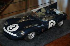 Patrice de Conto 1957 Ecurie Ecosse Jaguar D-Type / 1:12 / Le Mans Winner
