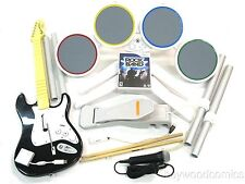 Nintendo Wii ROCK BAND SPECIAL EDITION BUNDLE