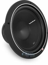 "2) Rockford Fosgate P1S4-12 250W RMS 12"" Punch P1 Single 4-Ohm Car Subwoofers"