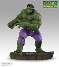 SIDESHOW Signed By STAN Lee HULK PREMIUM FORMAT FIGURE STATUE AVENGERS