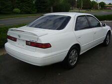 UN-PAINTED-GREY PRIMER for 1997-2001 TOYOTA CAMRY REAR SPOILER W/LED LIGHT WING