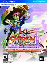 Shiren The Wanderer: Tower of Fortune - Eternal Wanderer Limited Edition [PSV]