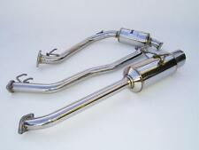 Invidia N1 Catback Exhaust 07-09 Honda Fit (Stainless Tip)