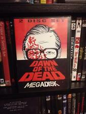 Dawn of The Dead MegaDisk DVD Compilation George A. Romero 2 DISC