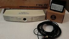 SONY DSPCS-V2 PERSONAL CONFERENCE SYSTEM VIDEO AUDIO PCS-V2 $299