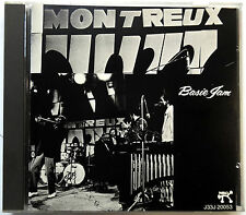 BASIE JAM Count Basie Jam Session Montreux 1975 CD Japan press cdx28