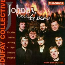 Johnny, Cock Thy Beaver: Popular Music-Making in 17th-Century England, New Music
