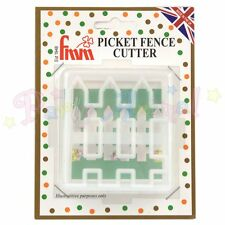 FMM Sugarcraft - Picket Fence Cutter Set Cake Decoration