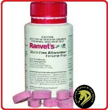 Ranvet Allwormer 25kg Single Tablets