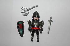 PLAYMOBIL 1 cavaliere tra con accessori 3666 3665 3668 Knights