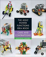 The Lego Power Functions Idea Book Vol. 2 : Cars and Contraptions by...
