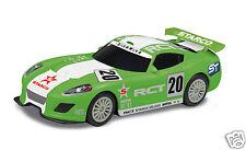 C3473 Scalextric GT Lightning Vert Solo Voiture De Course w/Décalques