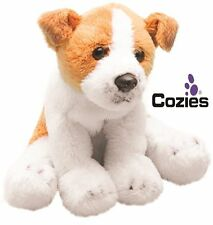 Yomiko Classics 12.7cm Sitting Jack Russell soft toy Dog - by Suki