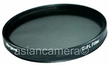 72mm CPL PL-CIR Filter For Canon 40D 50D 28-135mm Lens Targus Round Circular Pol
