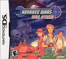 Advance Wars: Dual Strike Nintendo DS (Game Only) Guaranteed Hard to Find.