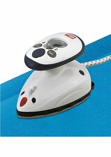 MINI STEAM IRON BY PRYM FITTED UK PLUG IDEAL FOR CRAFT TRAVEL ETC-LIGHTWEIGHT
