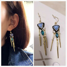 Alexis Bittar Satellite Spike Tassel Clip Earring Jewelry