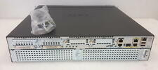 Cisco 2921/K9 Router With IP Base  3 x GE Ports 4 x EHWIC  CISCO2921/K9