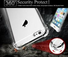 Shock Proof Silicon Soft Transparent Back Cover Case for Apple iPhone 7