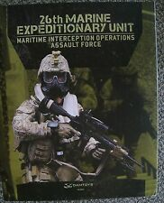 DAM Toys 1/6 Scale Exhibition 2015 26th Marine Expeditionary Unit MEU 78027 misb
