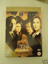 X-FILES  DOUBLE DVD - THE TRUTH / EXISTENCE - BRAND NEW BOX SET - G. ANDERSON