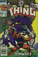 THE THING 12 FANTASTIC FOUR BEN GRIMM BYRNE HIGH GRADE NM