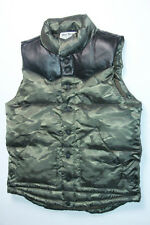 True Religion Denim Camo Nylon Vest 3XL XXXL XXXLARGE SLim Fit