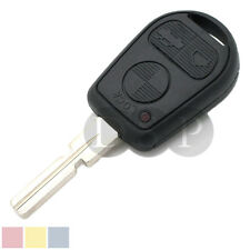 Remote Key Shell fit for BMW E31 E32 E34 E36 E38 E39 E46 Z3 Case Fob 3 BTN Uncut