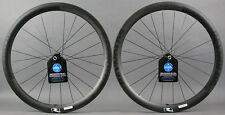 New Reynolds 46 Aero Carbon Clincher Disc Brake Road Bike or Cyclocross Wheelset