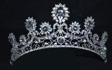 Diadem Tiara Hochzeitskrone Braut Prinzessin Krone Mädchen Kinder crown Kopf neu