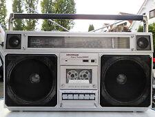 Ghetto Blaster universo ctr2605, 4 Band-Stereo-radio-REGISTRATORE VINTAGE RARE