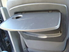 RENAULT  SCENIC REAR SEAT TABLES